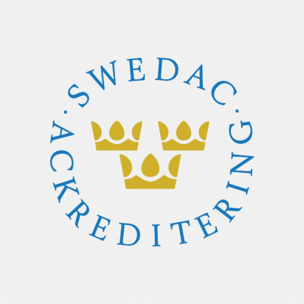 Swedac och Flintabs laboratorium