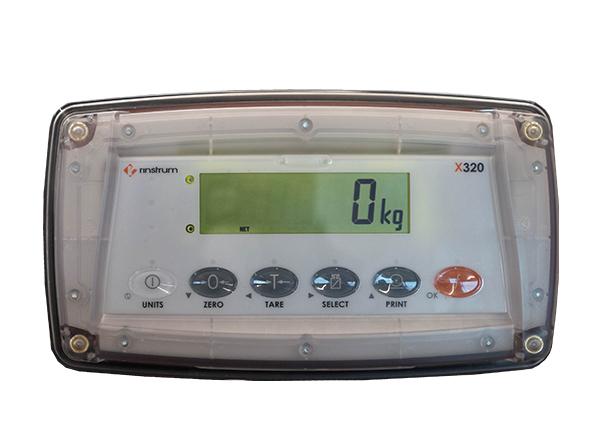 Display X320
