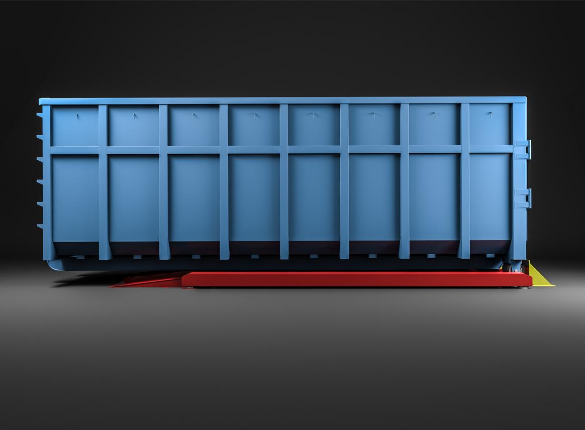 Containervåg 13-50