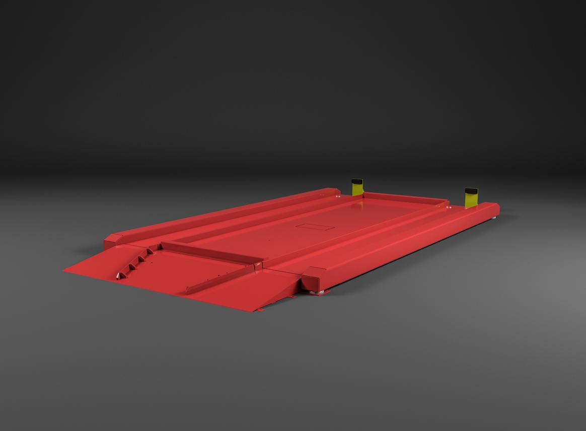 Containerplatta 13-50