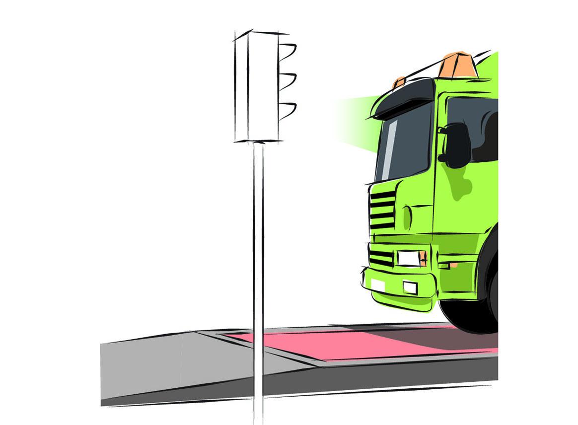 Trafikstyrning